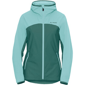VAUDE Moab Giacca Donna, nickel green